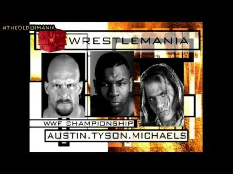 Download WWE Wrestlemania 14 Official And Full Match Card HD (Vintage Section)
