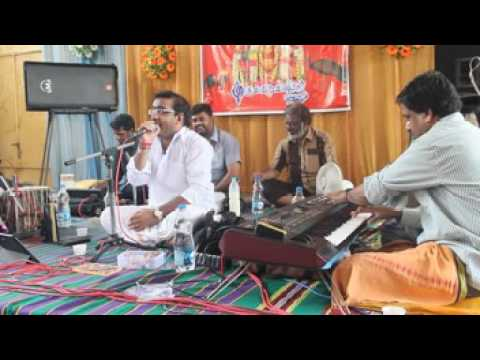 Mannanalum thiruchenduril mannaven sung by...