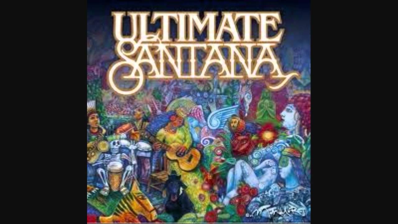 Santana The Ultimate Collection: Into The Night Ultimate Santana