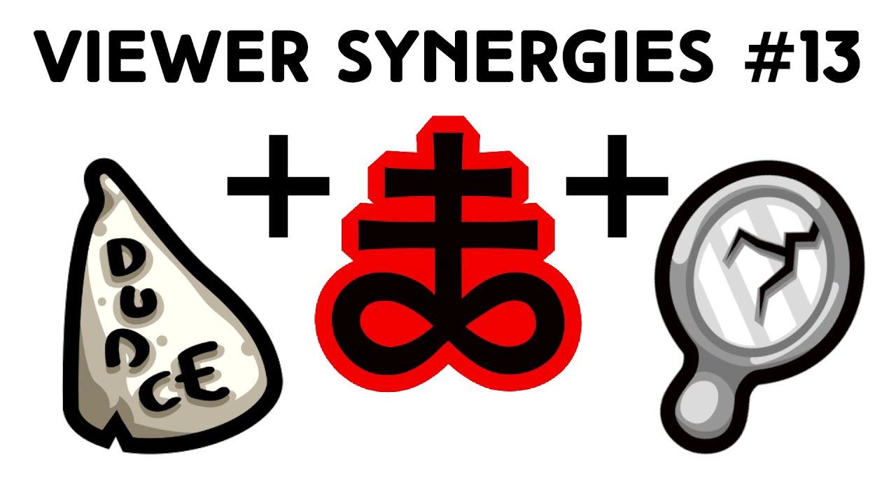 The Brimstone Scissors! - Viewer Synergies #13 (SlayXc2)