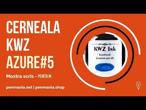 Cerneala KWZ - Azure#5