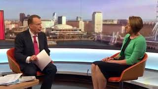 Haringey Council Leader, Claire Kober, on the Marr Show