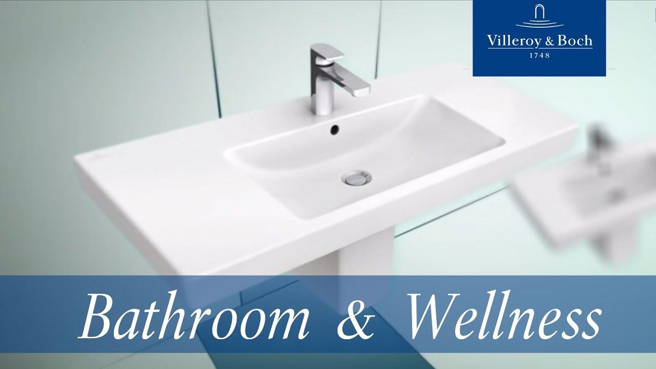 bathroom furniture subway 2 0 villeroy boch youtube. Black Bedroom Furniture Sets. Home Design Ideas