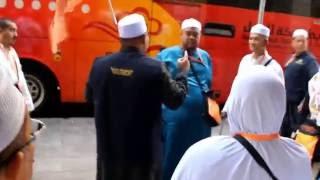 video klips jemaah umrah awal ramadhan 2016 Safari Haramain