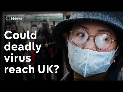 China Coronavirus: fears over the spread of deadly virus