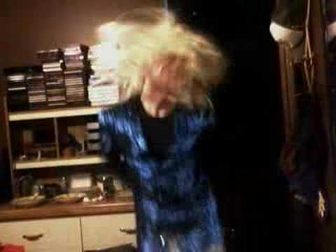 Brad Ashby Dancing In Drag