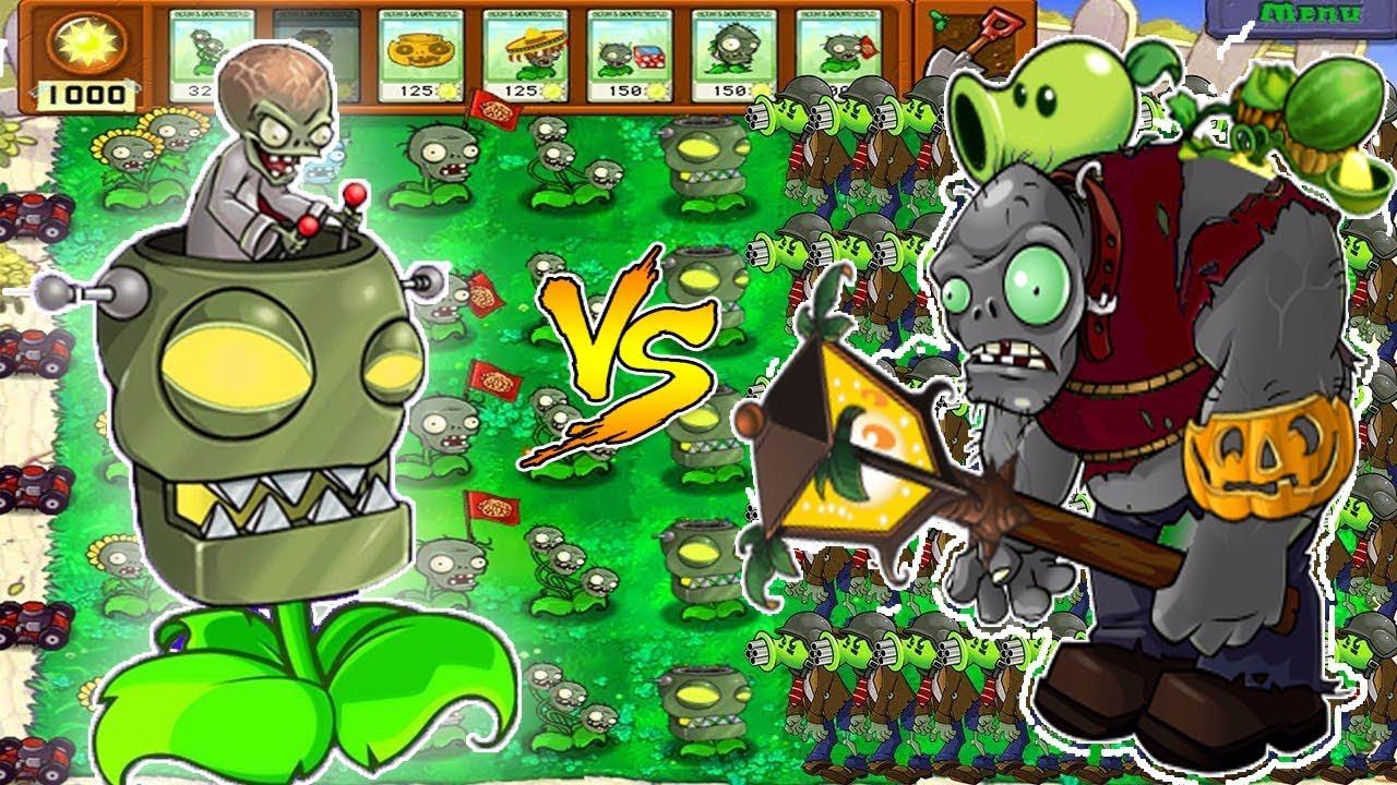 Plants Vs Zombies Gargantuar: Immorticia's Gargantuar Show