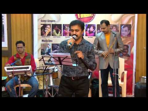 Prayer Song by Sreekumar Nair at Jashn Grand Finale