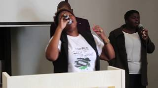 Nimeonja huyu Yesu/I have tasted of the Lord - Esther Njambi