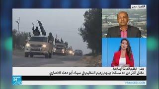 """كيف يستفيد الجيش المصري من إعلانه عن مقتل زعيم """"ولاية سيناء""""؟"""