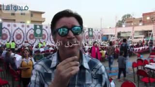 بالفيديو :رسالة يوجهها إيمان البحر درويش علي طريقتة الخاصة