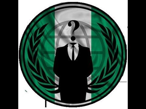 A Message from Anonymous Africa (M1KOLIZ3D H4CK3R5)