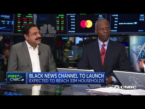 DC - 'Black News Channel' set to launch in February