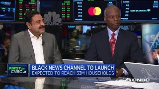Black News Channel to launch, reach a potential 33 million households