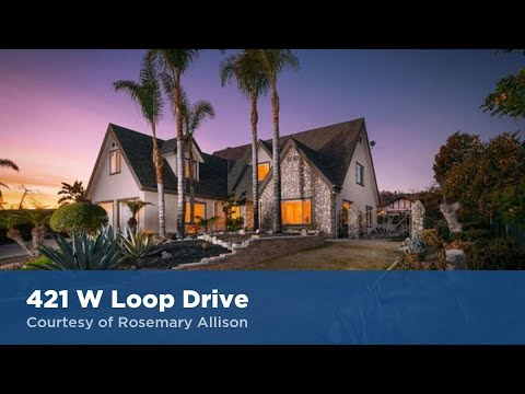 421 W Loop Drive Camarillo, CA 93010 | Rosemary Allison | Homes For Sale