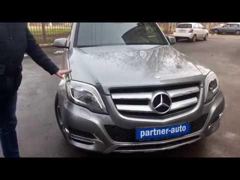 Mercedes-Benz GLK-klasse I (X204)/2012г.в./ Рестайлинг/ 84 000 км/3.5 AT (249 л.c.)/ /Полный/Бензин