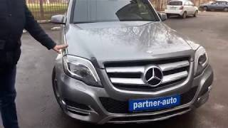 Mercedes-Benz GLK-klasse I (X204)/2012г.в./  Рестайлинг/ 84 000 км/3.5 AT...