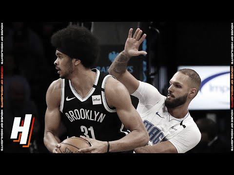 Orlando Magic vs Brooklyn Nets - Full Game Highlights | July 31, 2020 | 2019-20 NBA Season