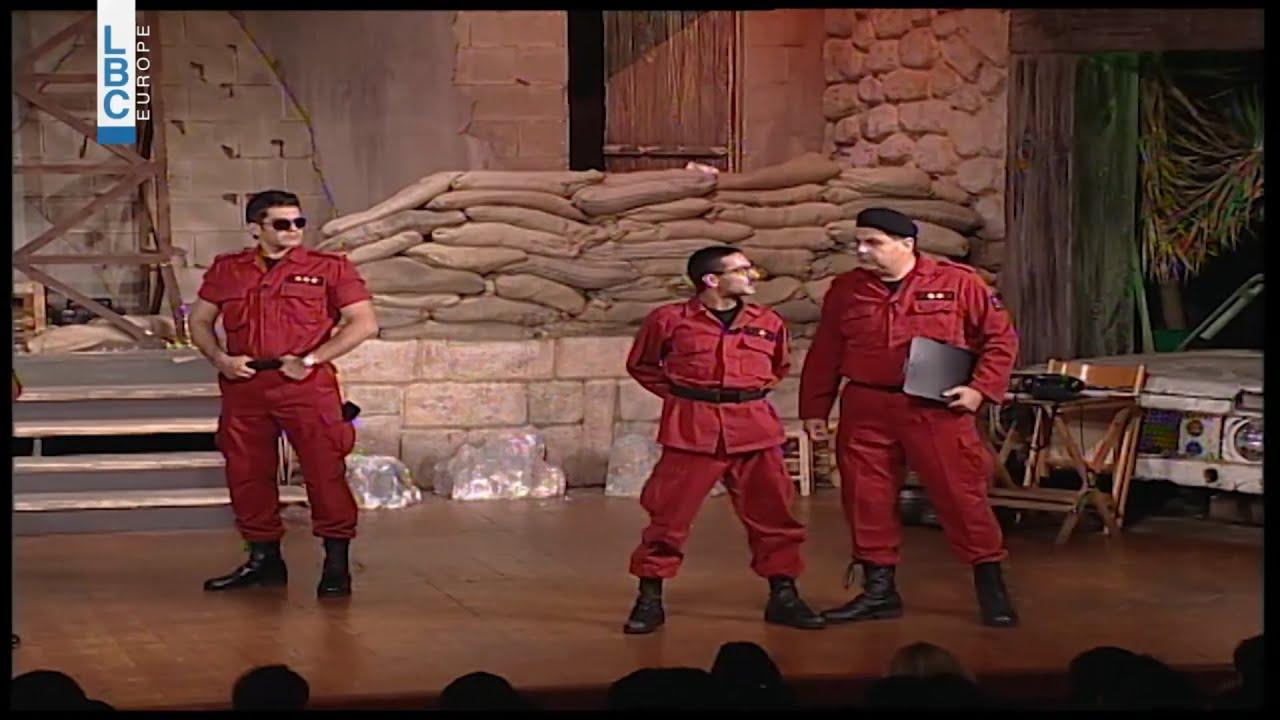 مسرحية جورج خباز: أغنية -حَد تنين، شد منيح الإجرتين-  - 22:55-2021 / 5 / 16