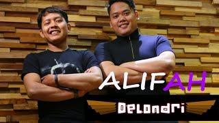 Alifah Official Lyrics Video - Delondri