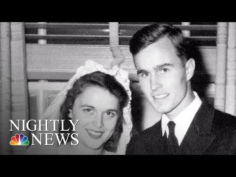 George H. W. Bush And Barbara Bush's Enduring Love Story | NBC Nightly News