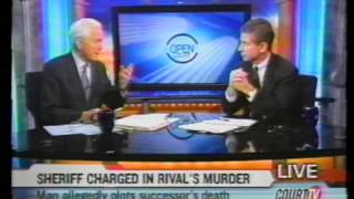 Court TV/ Tru TV: Sidney Dorsey Murder Trial interview with Fred Graham & James Wronko