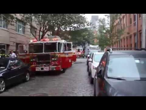 FDNY Fire in red hook brooklyn