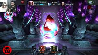 Uncollected Daily Crystal