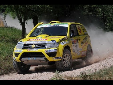 Cross Country Rally - San Marino Baja 2016