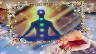 Мощные альфа волны мозга 9 Герц медитация для депрессии исцеление и расслабляющая музыка для ума