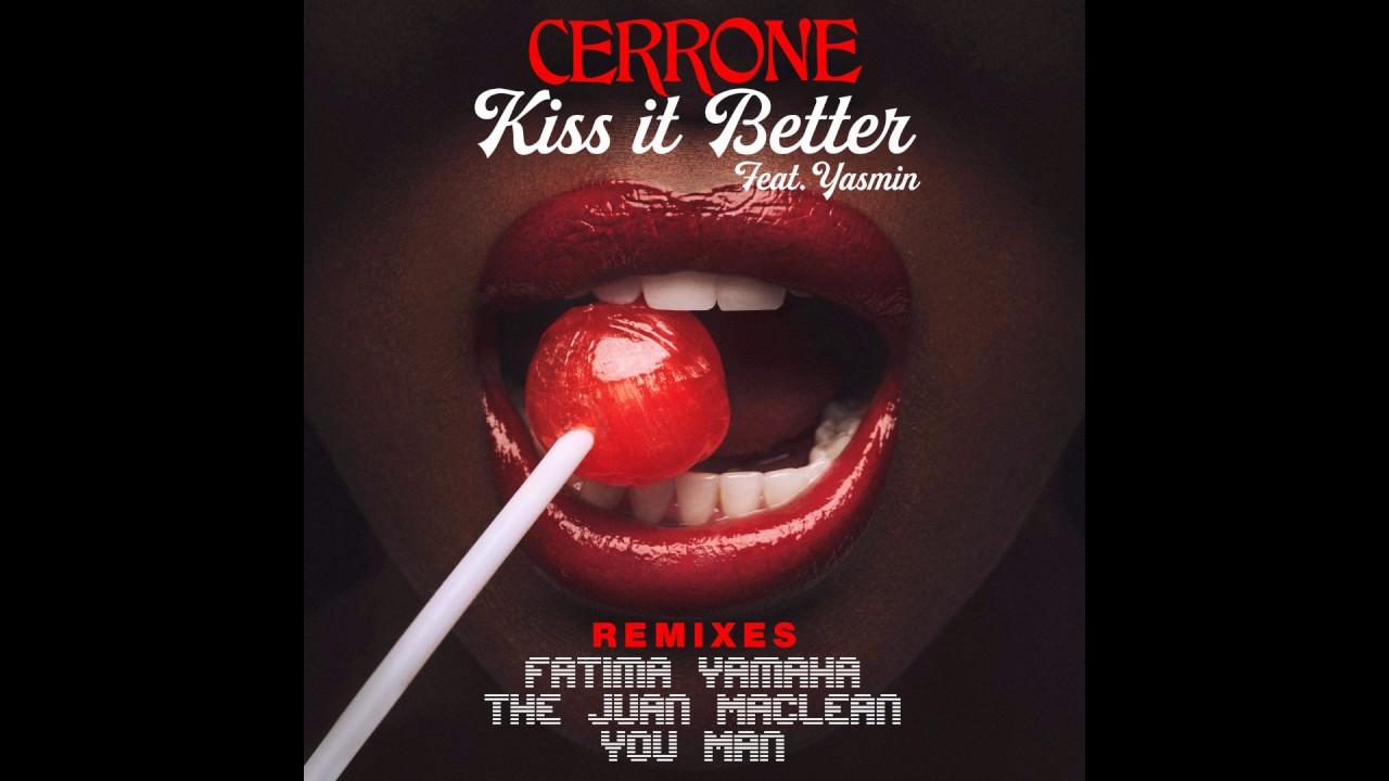 Kiss It Better (feat. Yasmin) [Fatima Yamaha