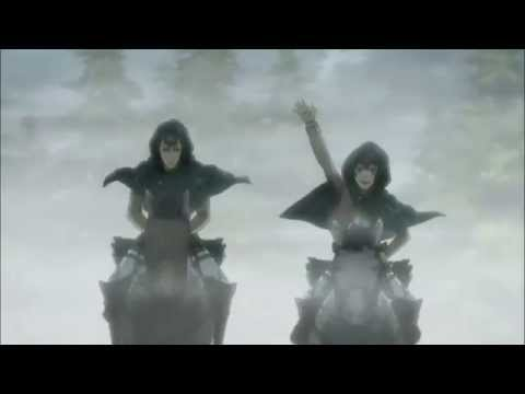 Shingeki no Kyojin - Levi's Rage [OVA II] (60FPS)