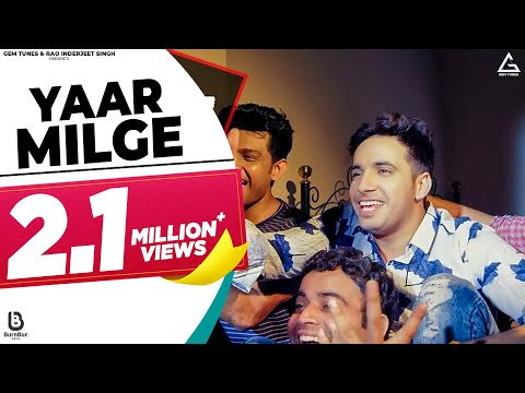 YAAR MILGE - Official || Rohit Tehlan || Raj Mawer || KP Kundu || New Haryanvi Songs Haryanavi 2019