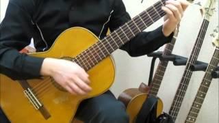 Гитара - урок для начинающих. Как играть бой?