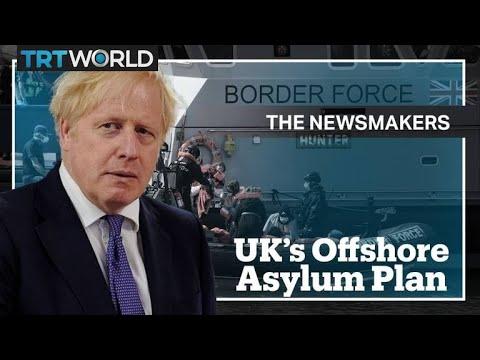 The UK's Controversial Offshore Asylum Plan