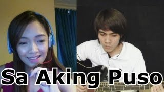 Sa Aking Puso (cover by Jehaziel Alburo and Ralph Jay Triumfo)