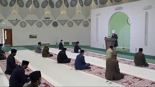 Проповедь Хазрата Мирзы Масрура Ахмада (23-10-2020)