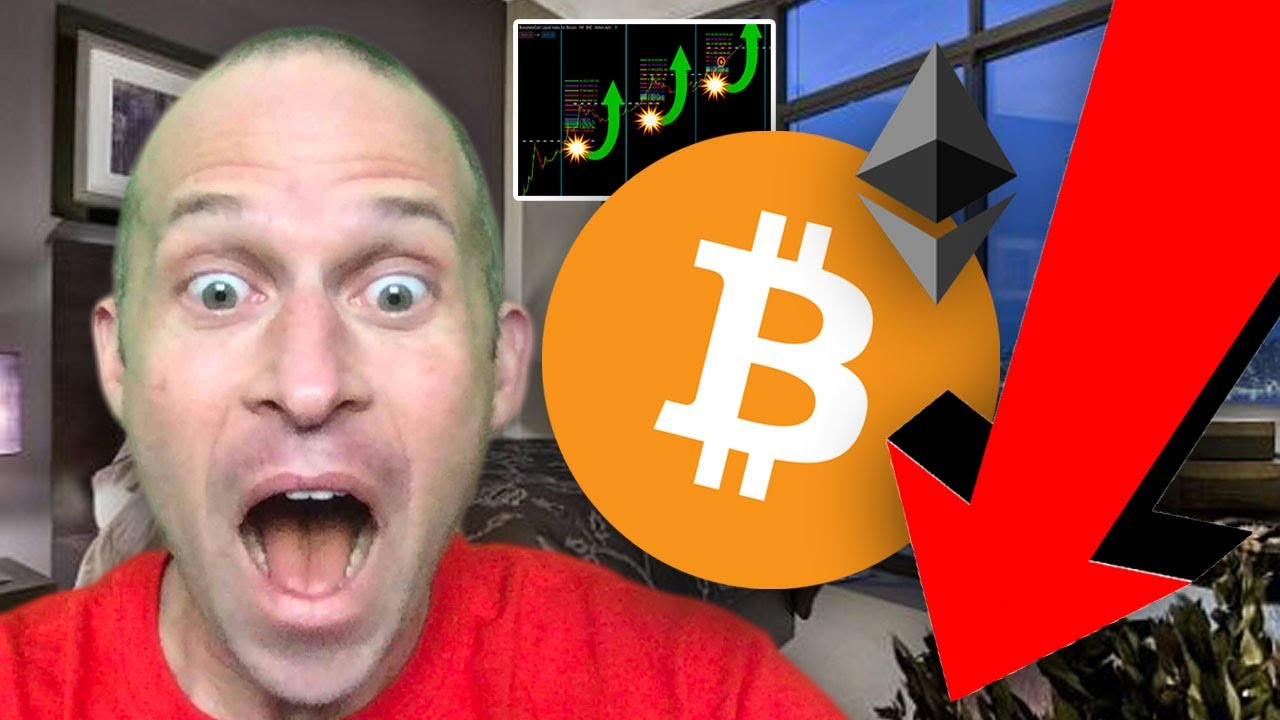BITCOIN DUMP WARNING!!!!! DON'T BE FOOLED!!!!! THIS CRAZY BTC CHART REVEALS PRICE TARGETS!!!!!