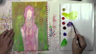 Have you ever wants to be able to freestyle a portrait or a figure ...