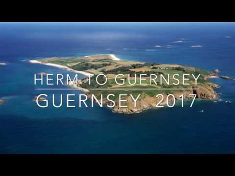 Ferry Herm Island to Guernsey (Guernsey 2017)