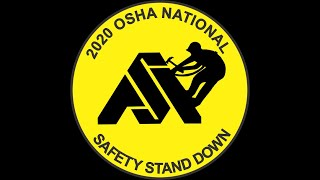 ASA Safety Stand Down 2020
