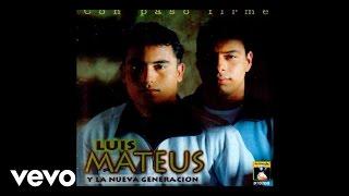 Sufriendo Estoy - Luis Mateus Letra (CC)