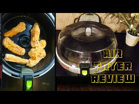 Air Fryer Review||How To Cook Finger Fish In Air Fryer||#fingerfishrecipe