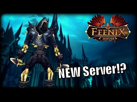 A First Look At: Feenix's New 3 3 5 Wotlk Server