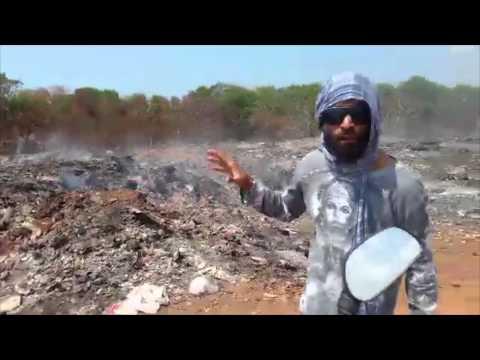 A Ride Around the Garbage Dump