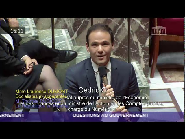 Referendum sur ADP - Question de Laurence Dumont