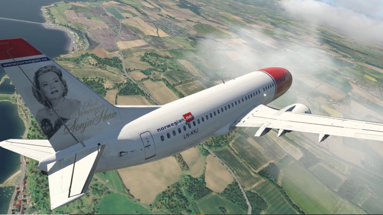 PLANE 11 FULL VR 11.50b9 I VULKAN METAL I IEXG 737 300 I Flying from Liverpool to Dundee