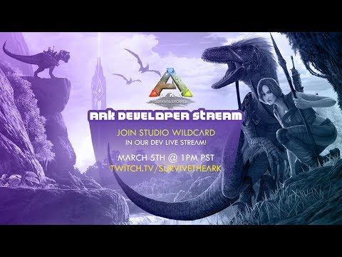 ARK: Survival Evolved Dev Tracker