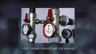 Gas Cooker Fitting And Repairs Kent