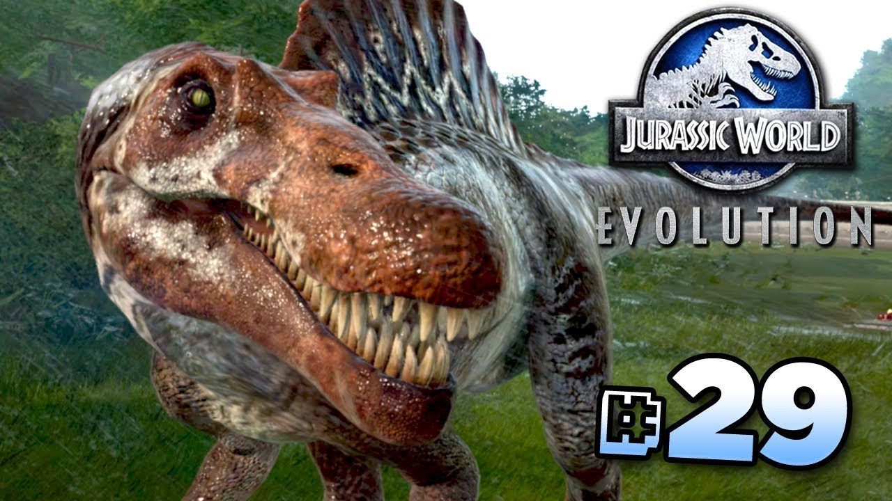 It Killed What Now Jurassic World Evolution Full Playthrough Ep29 Hd Youtube